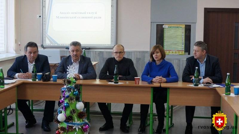 Рівненщину відвідали заступники міністра освіти і науки України