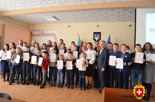 На Рівненщині провели обласний фінал міжнародних змагань з усного математичного рахунку «Прангліміне 2020» естонсько-українського проєкту «Міксіке»