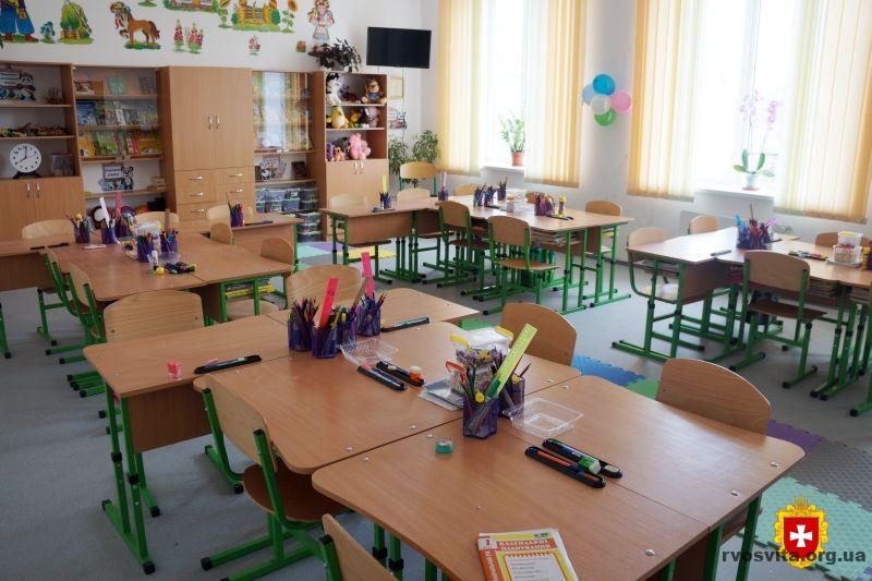 Рівненщина отримає майже 58 млн грн на обладнання для шкіл і підготовку вчителів Нової української школи