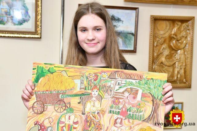 Двоє учениць з Рівненщини перемогли у фінальному етапі XІX Всеукраїнського конкурсу учнівської творчості