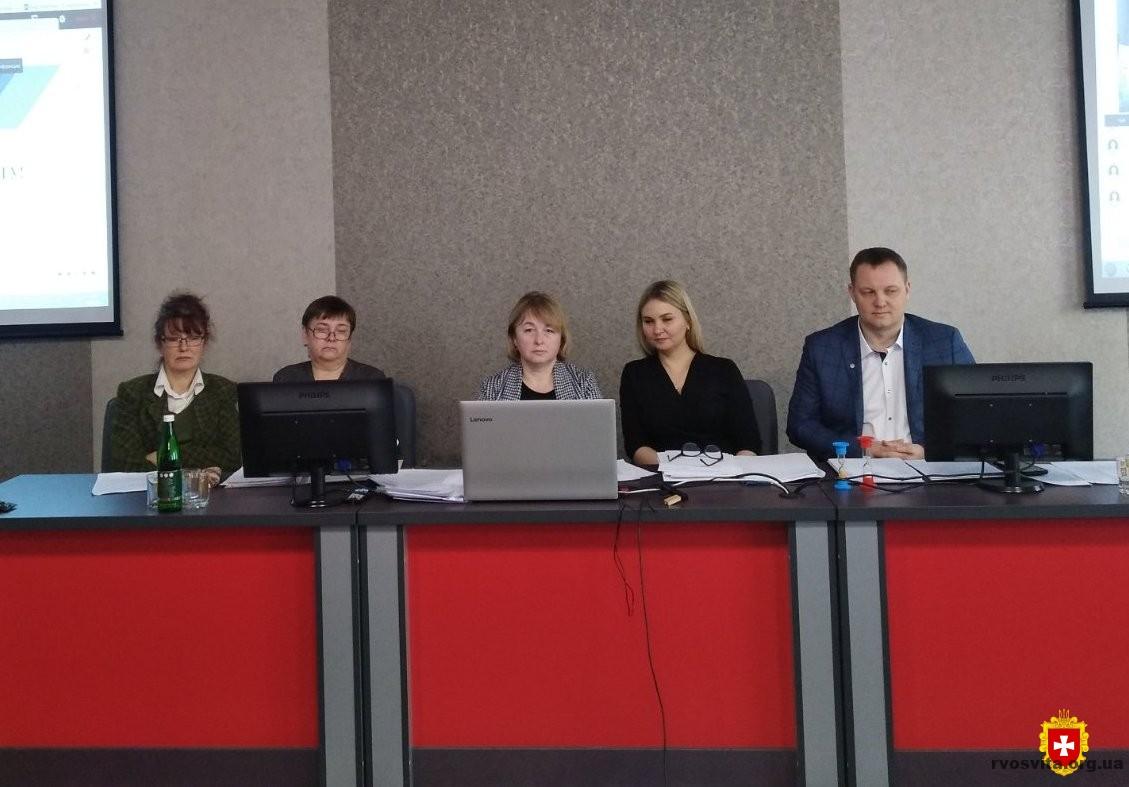 Відбулася онлайн-нарада з керівниками закладів професійно-технічної освіти області