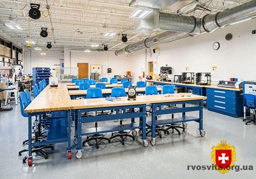 МОН оголошує прийом заявок на оснащення навчальних кабінетів і STEM-лабораторій