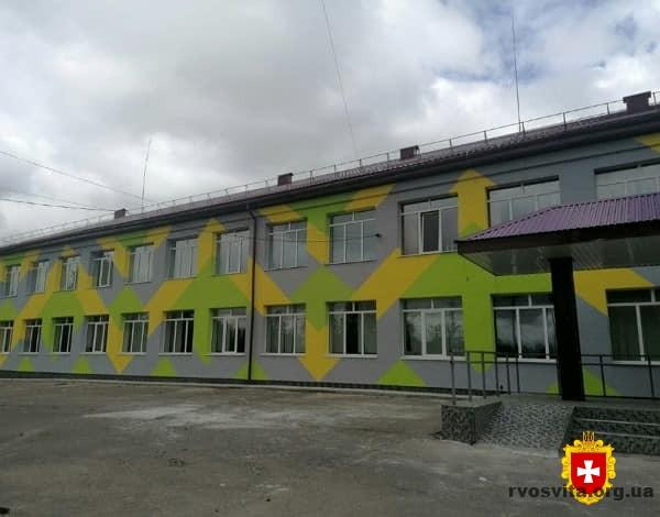 У закладах освіти Рівненського району тривають будівельні роботи