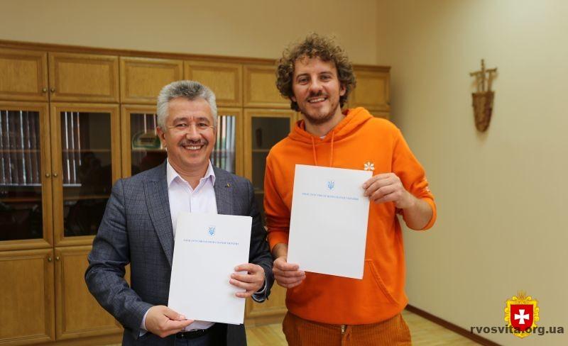 Євген Клопотенко стане амбасадором реформи профосвіти та допоможе покращити навчання кухарів – підписано меморандум із МОН