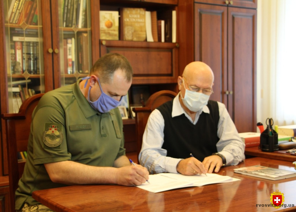 «Острозька академія» запрошує учасників бойових дій на безоплатне навчання