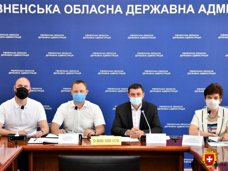 ЗНО-2020: тестування на Рівненщині в умовах пандемії (ВІДЕО)