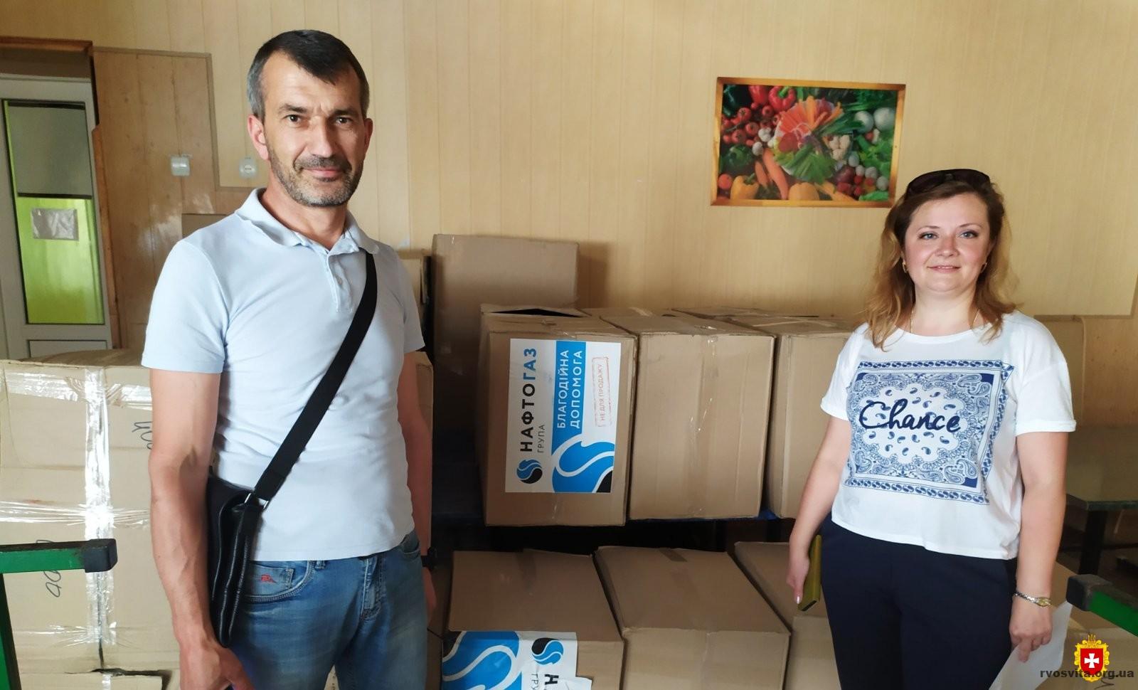 Для учасників ЗНО на Рівненщину привезли більше ста тисяч медичних масок