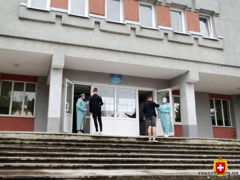 На Рівненщині понад шість тисяч осіб взяли участь у ЗНО з історії України