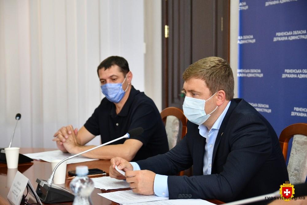 На Рівненщині активно створюють Нову українську школу