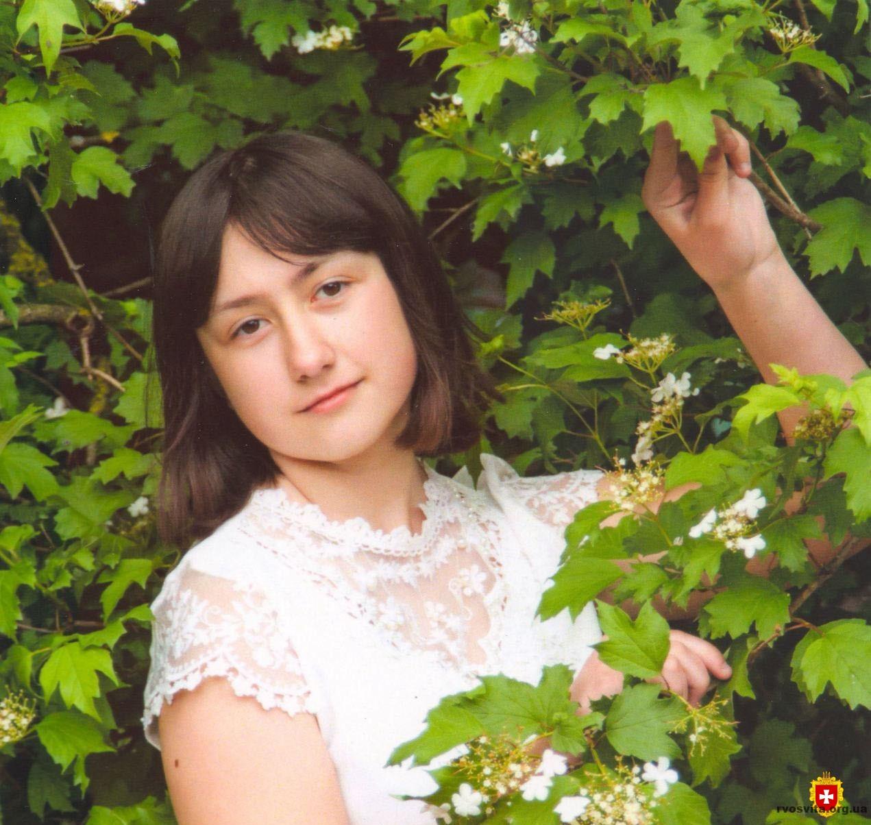 Випускниця з Рівненщини отримала максимальний бал у ЗНО з математики