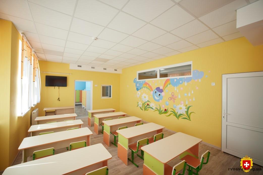 За перші тижні навчання на самоізоляції опинилися 268 школярів та вчителів Рівненщини