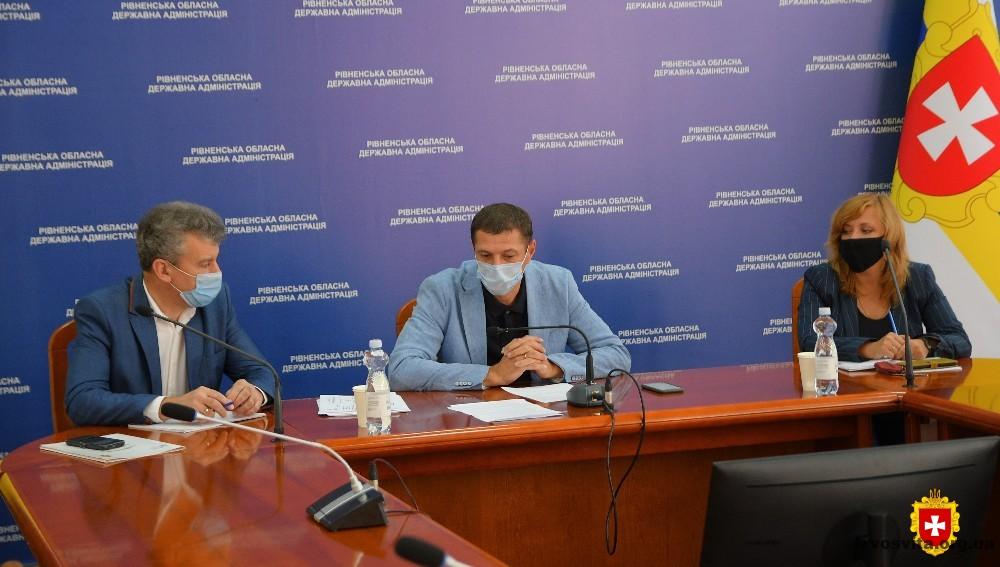 Заклади освіти Рівненщини перевіряють на дотримання умов карантину