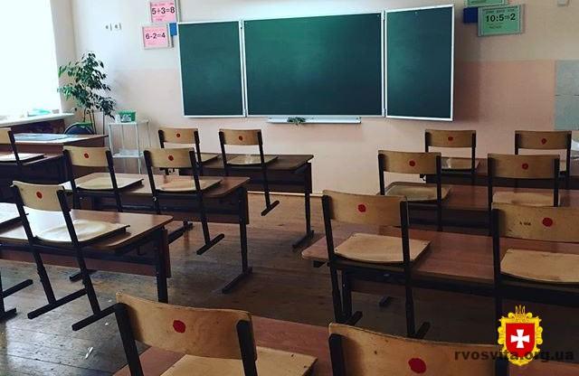 Які школи на Рівненщині працюють дистанційно?