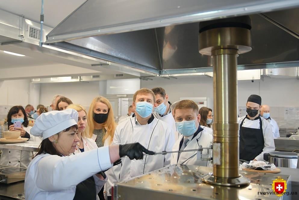 Сьогодні на Рівненщині відкрився 24-й навчально-практичний центр
