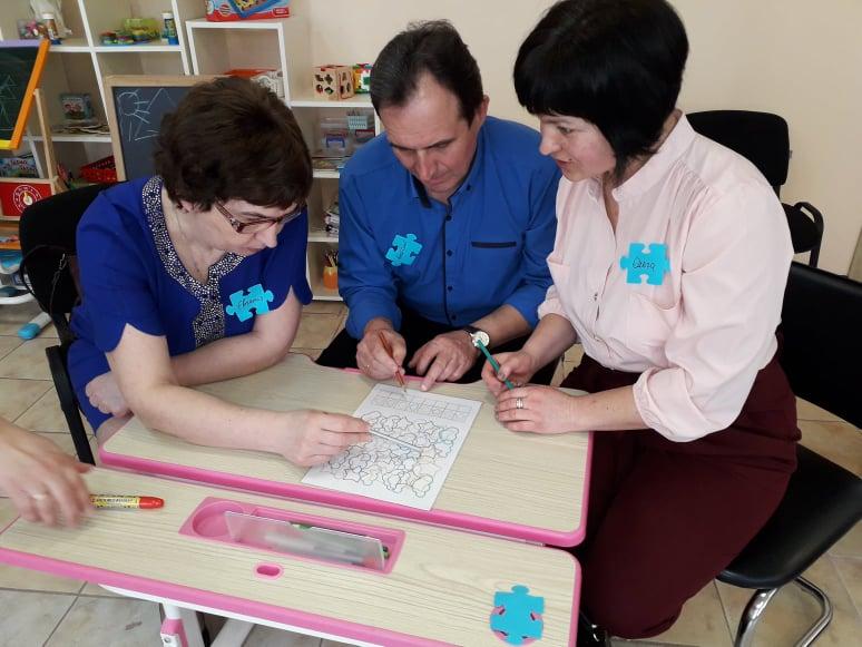 «Аутизм. Знайомимось ближче» – дітей з особливими освітніми потребами Рівненщини інтегрують в суспільство