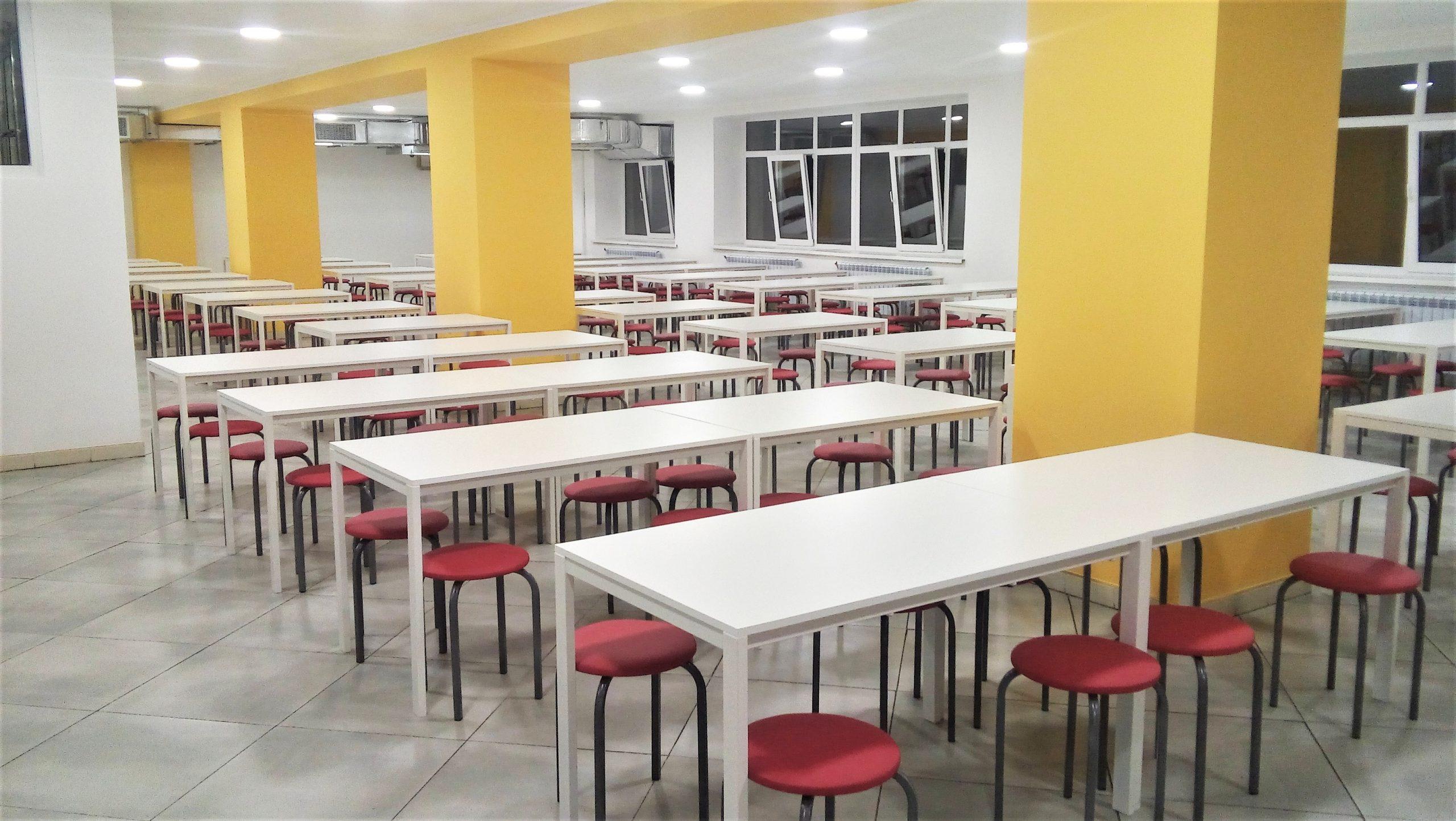 Цьогоріч планується продовжити модернізацію харчоблоків закладів загальної середньої освіти Рівненщини