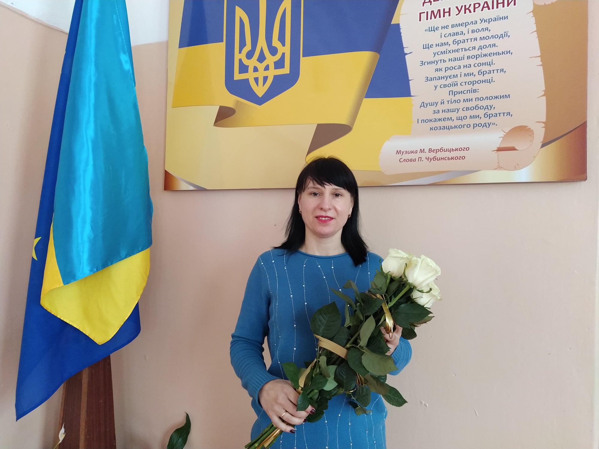 Вчителька з Рівненщини потрапила у фінал «Учитель року -2021» у номінації «Українська мова та література»
