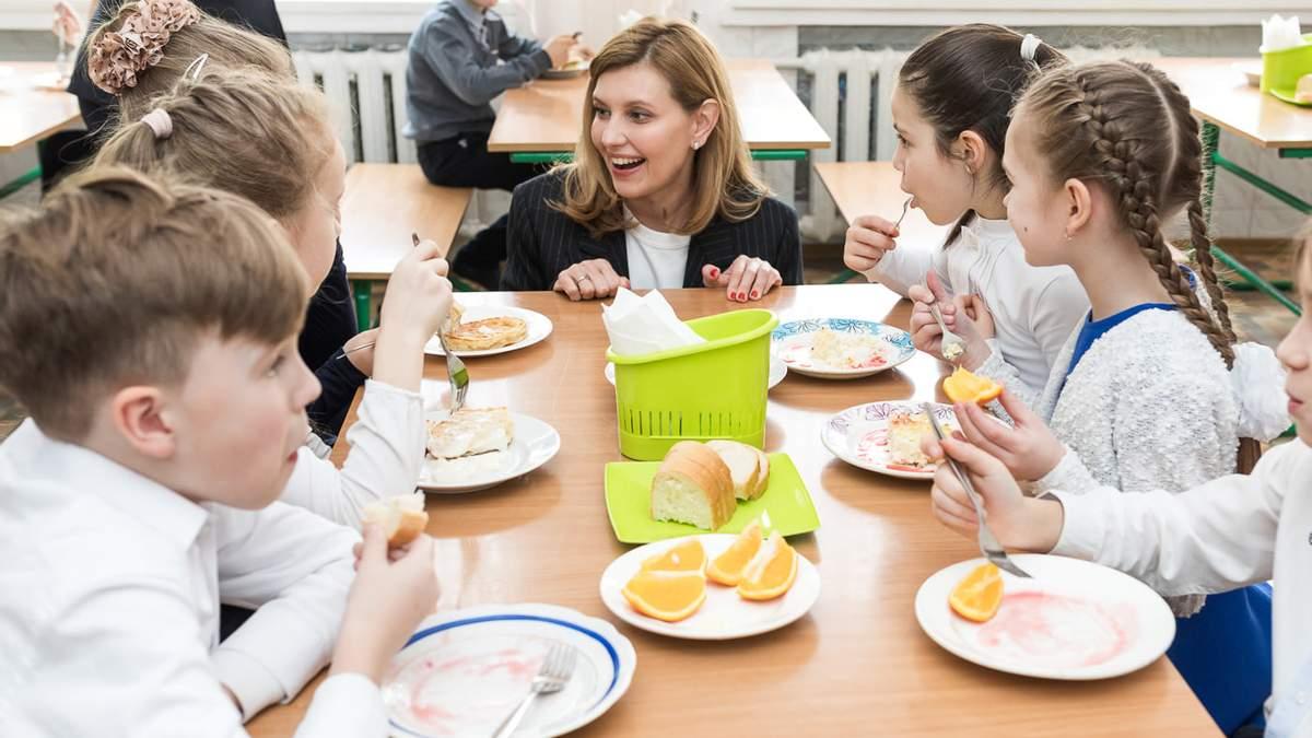 23 квітня відбудеться вебінар щодо формування культури харчування та правильних харчових звичок у школі