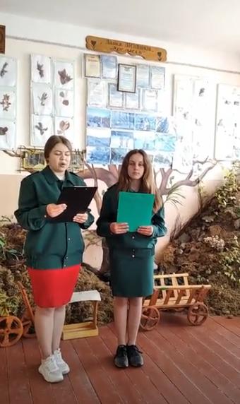 36 юних лісівників взяли участь у Всеукраїнському зльоті учнівських лісництв