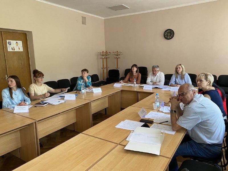 Презентація стратегій модернізації освітнього середовища територіальних громад Рівненщини