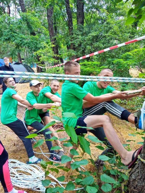 Рівненщина долучилась до чемпіонату серед юнаків з пішохідного та велотуризму