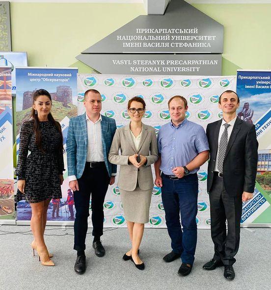 В Івано-Франківську відбувся ІІ Всеукраїнський форум Рад молодих вчених
