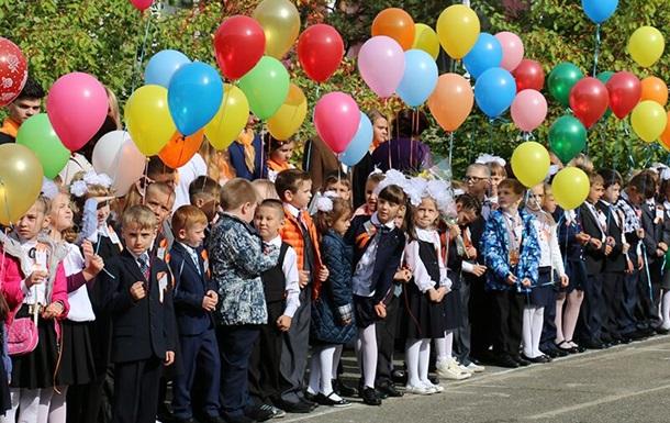 1 вересня школярам  розкажуть про незалежність України