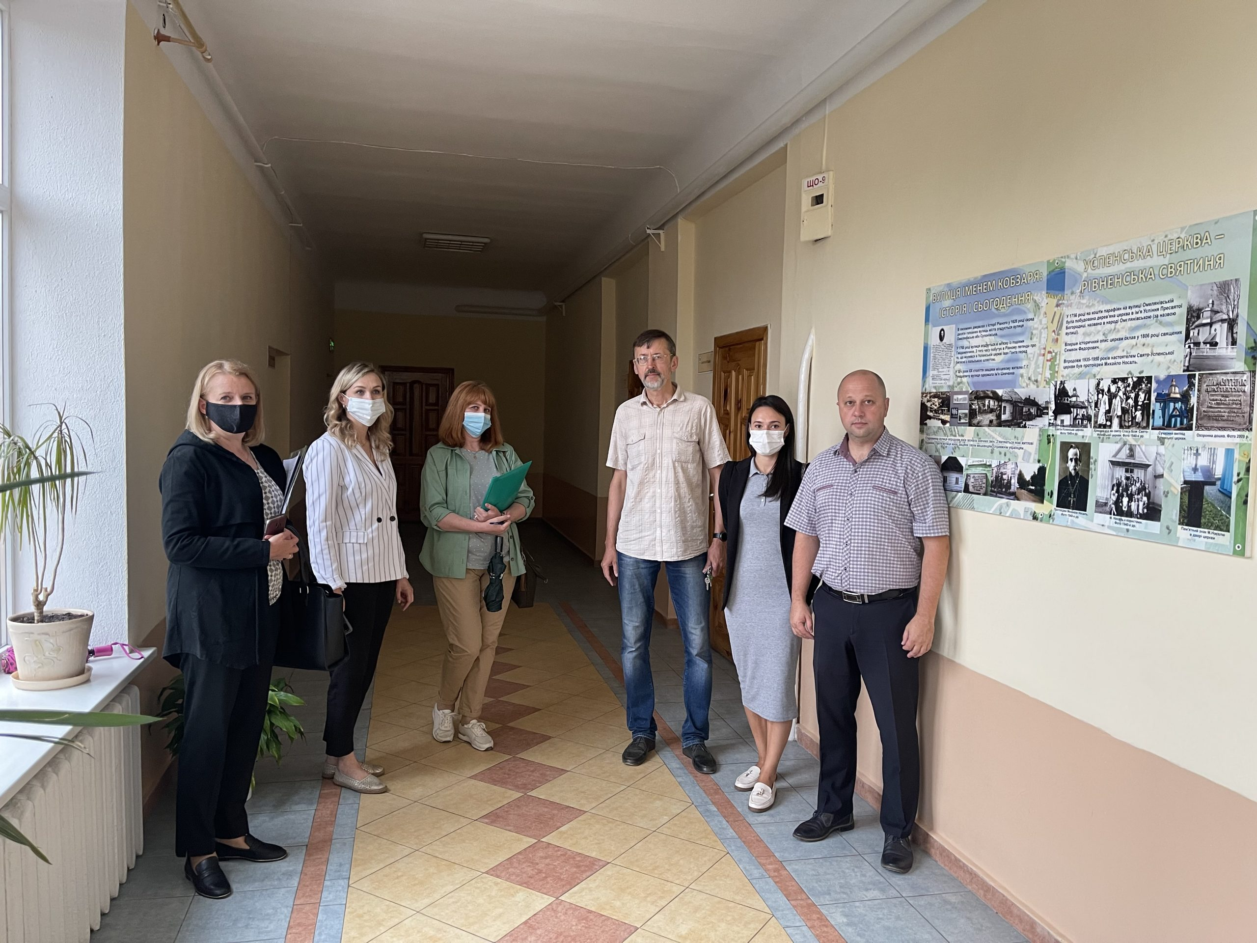 Розпочалися перевірки закладів освіти Рівненщини