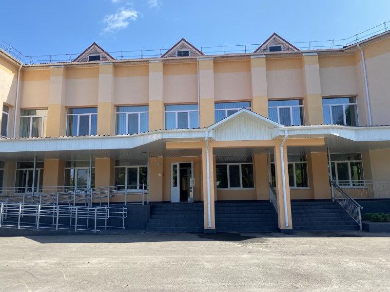 У Жобрині діти підуть до нової школи