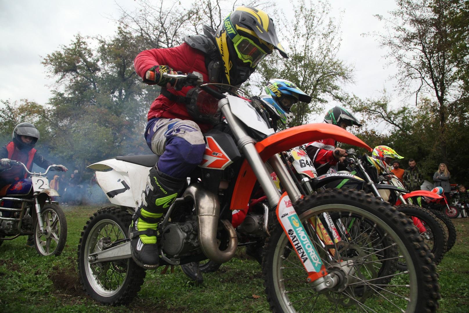 Проведено відкриті обласні змагання мопедистів та мотоциклістів серед учнівської молоді